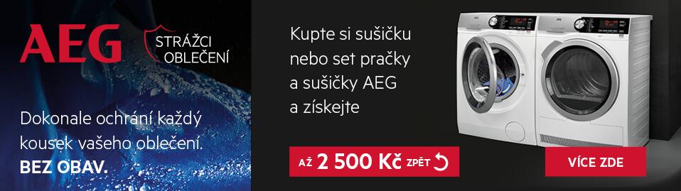 AEG Sušičky