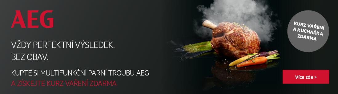 AEG - Kurzy vaření