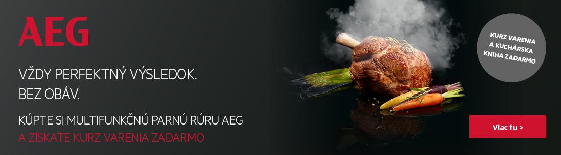 AEG - Kurzy varenia