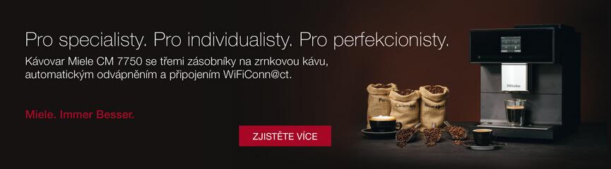 Kávovary Miele CM7