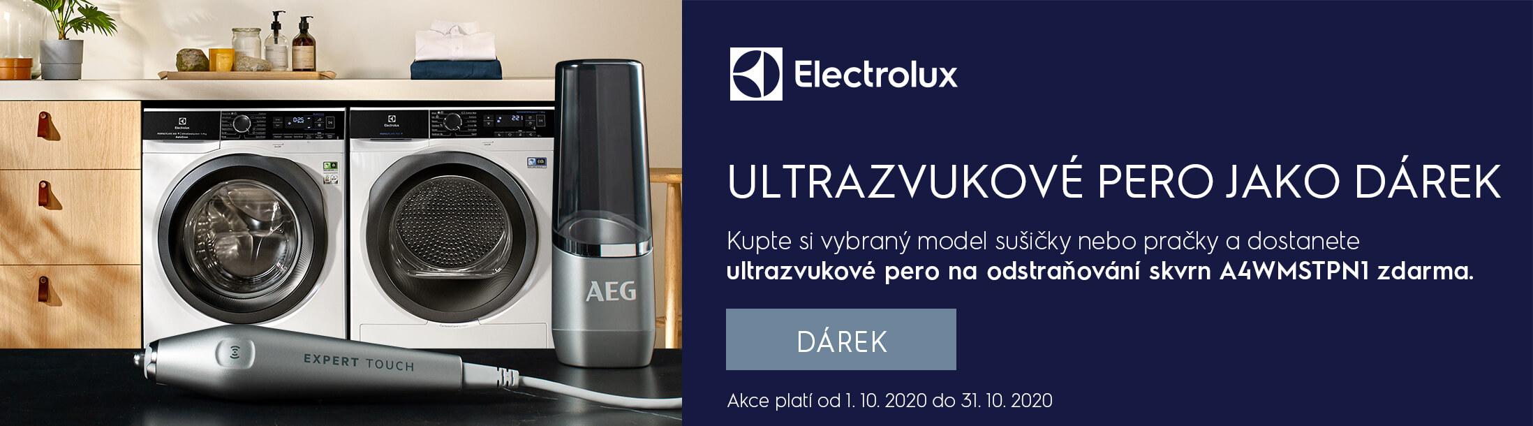 Electrolux - Ultrazvukové pero jako dárek