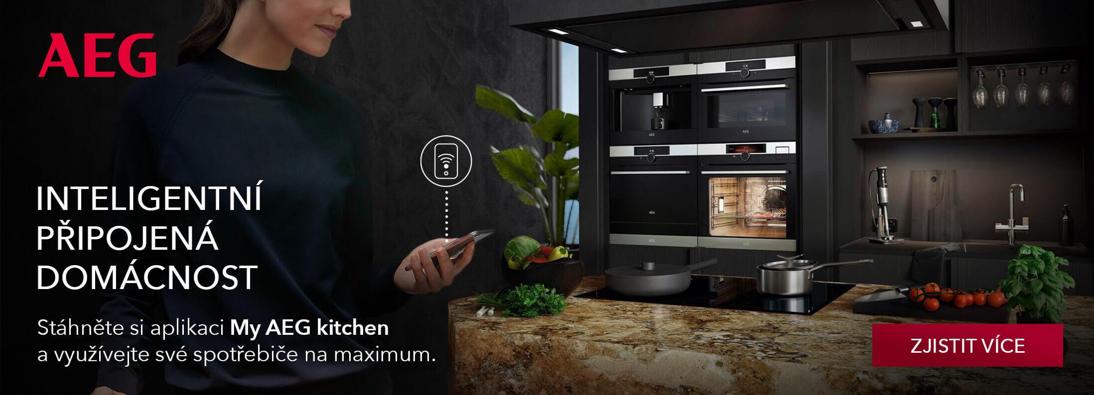 AEG - Aplikace My AEG Kitchen