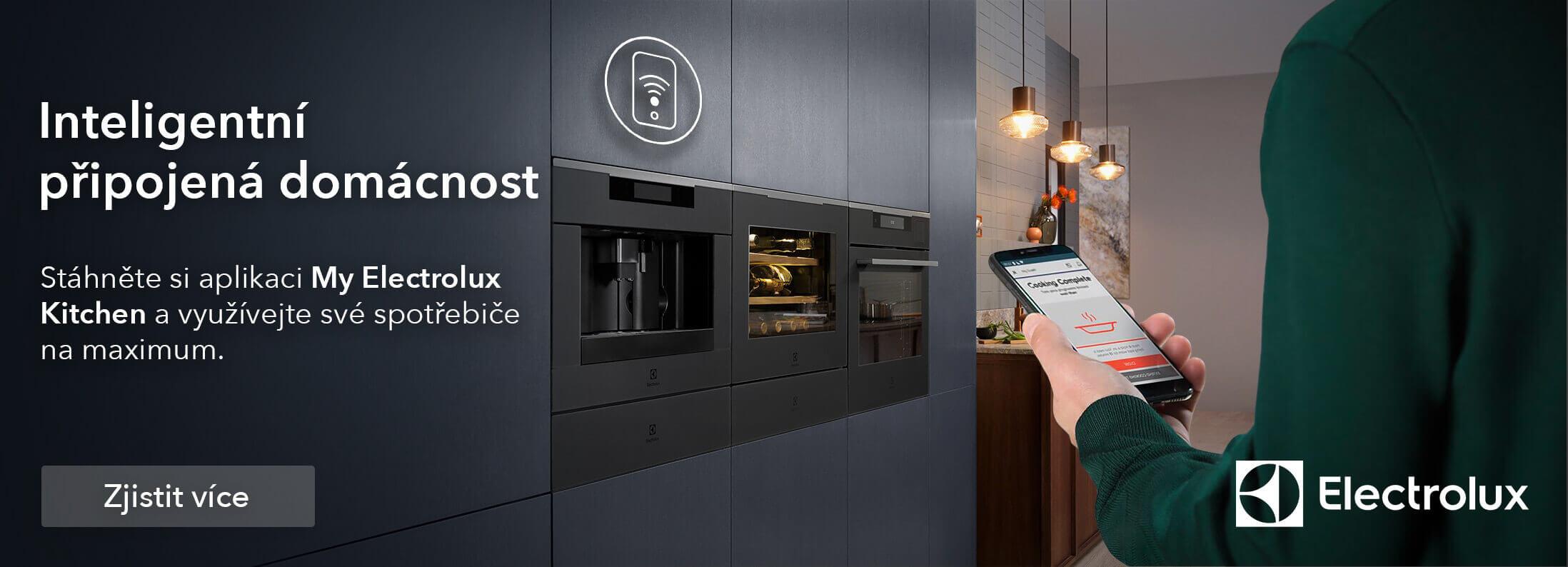 Electrolux - Aplikace My Electrolux Kitchen