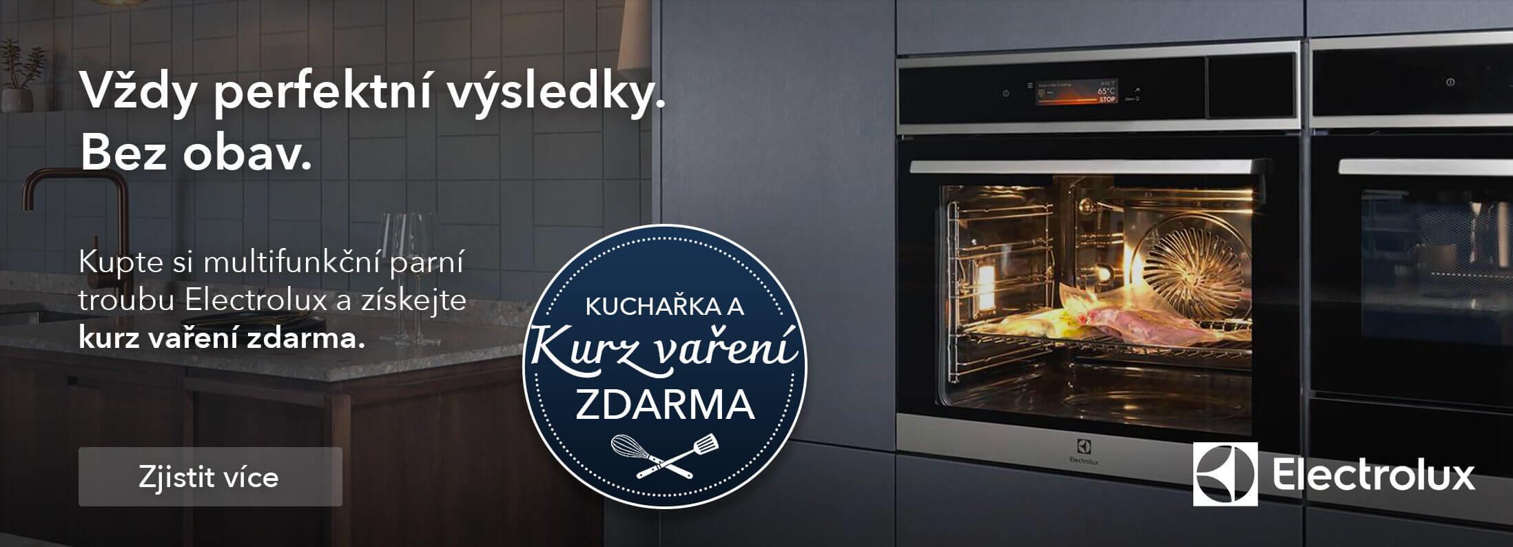 Electrolux - Kurzy vaření