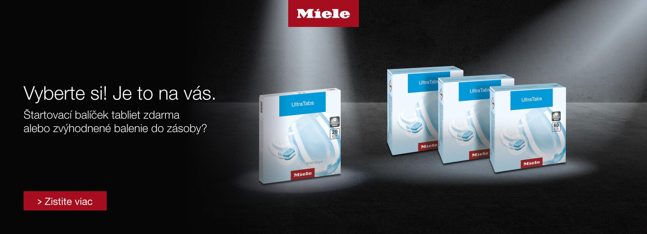 Miele - Umývačky riadu z radu EcoFlex