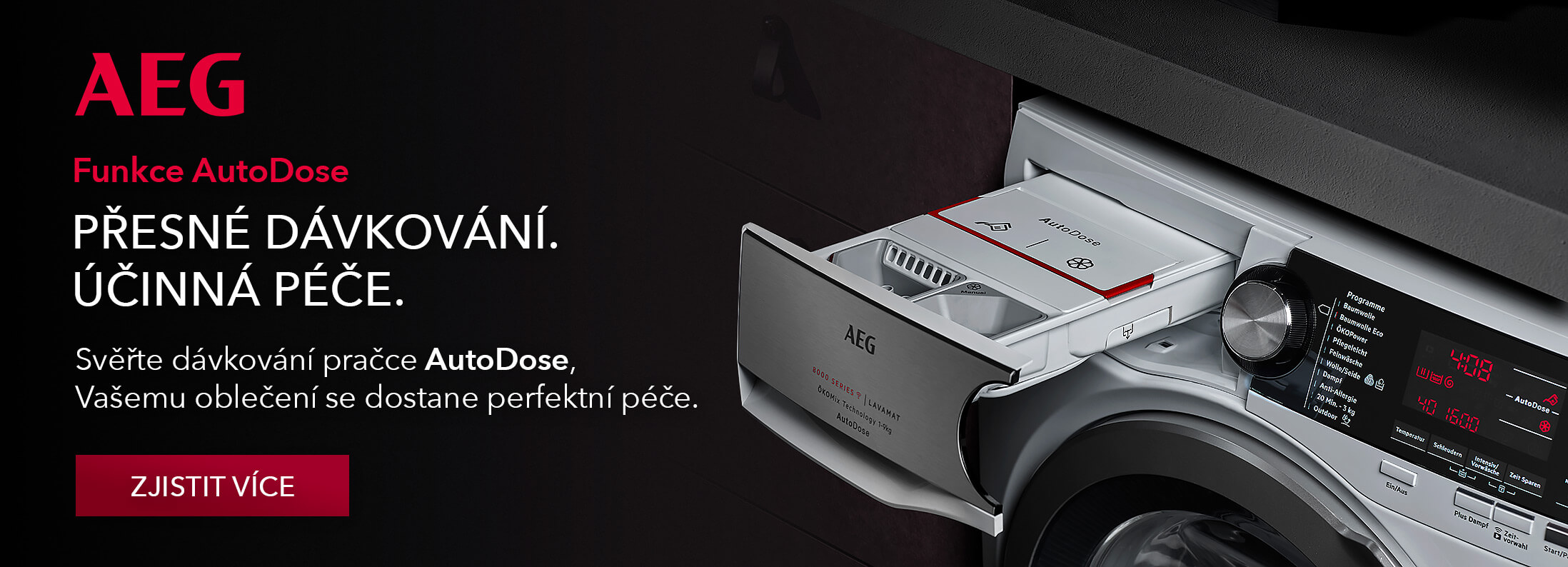 AEG - AutoDose