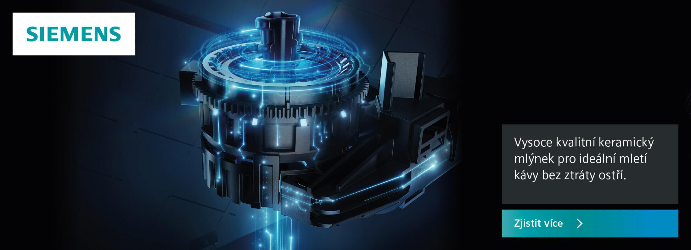 Siemens - Keramický mlýnek