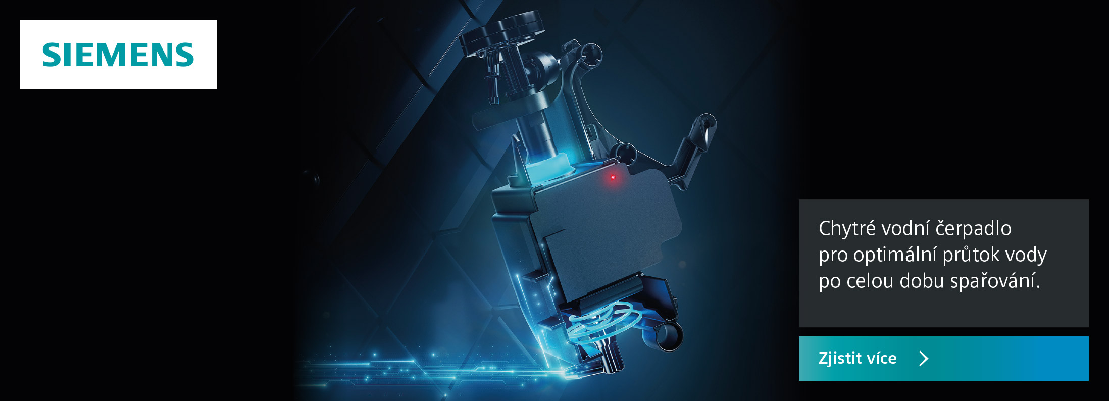 Siemens - Chytrá pumpa