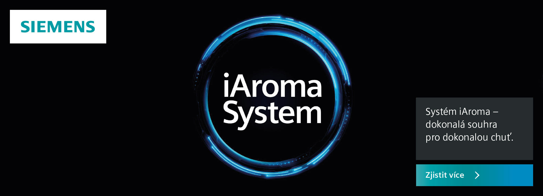 Siemens - Systém iAroma