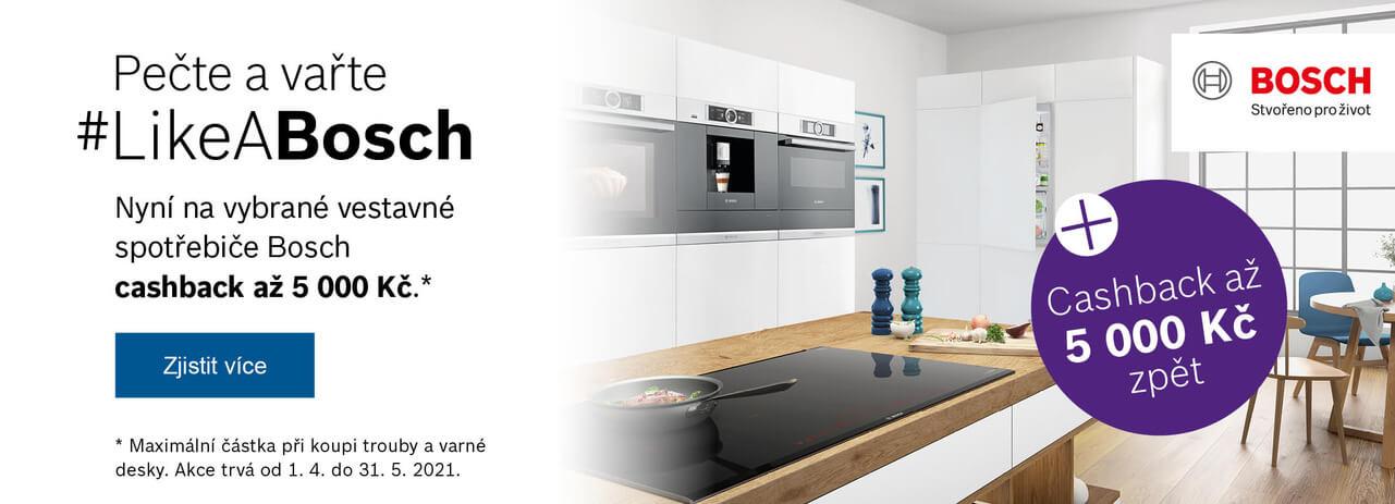Bosch - Pečte a vařte