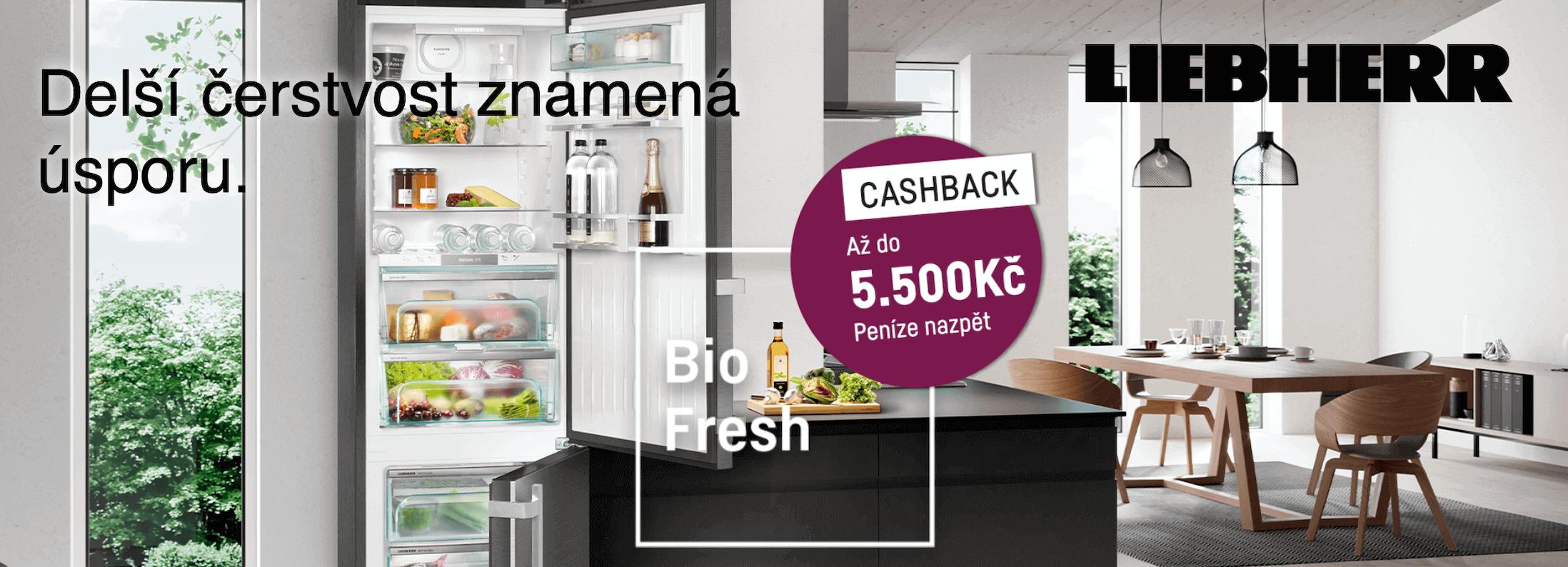 Liebherr - Cashback BioFresh