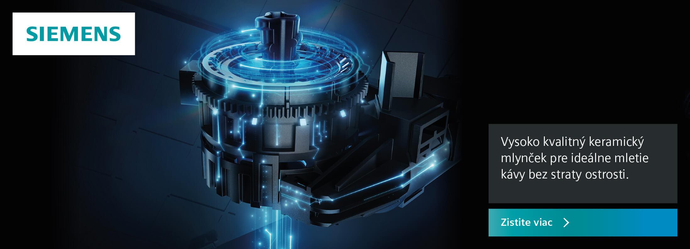 Siemens - Keramický mlynček