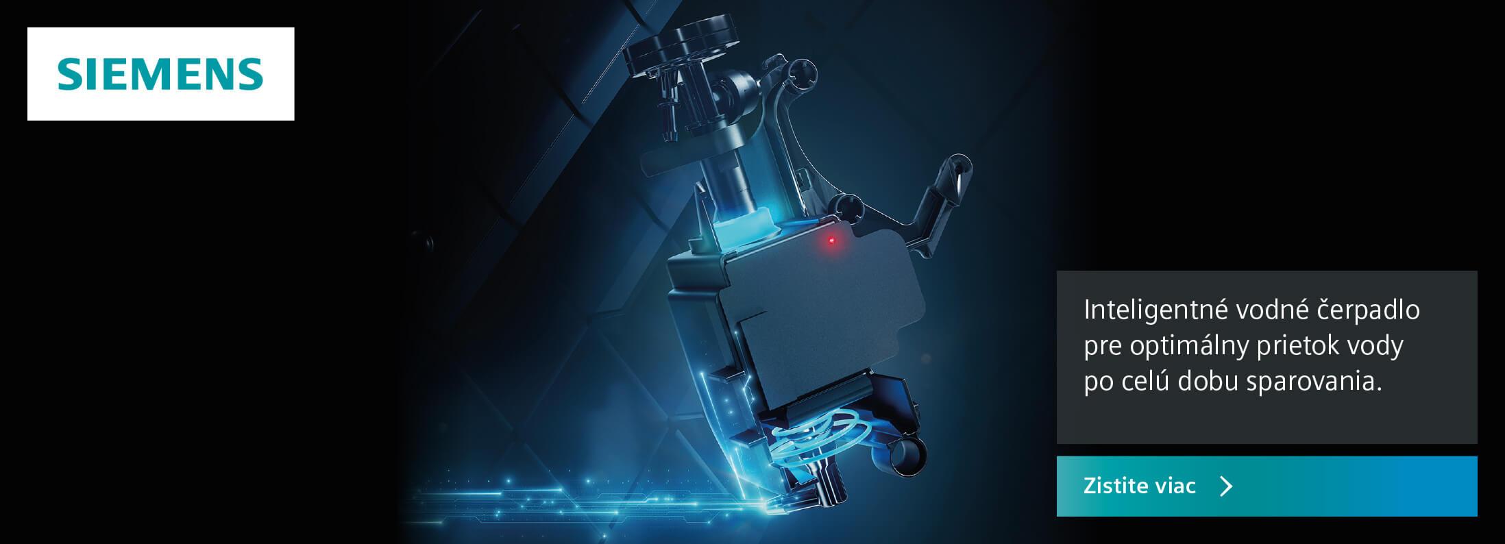 Siemens - Inteligentná pumpa