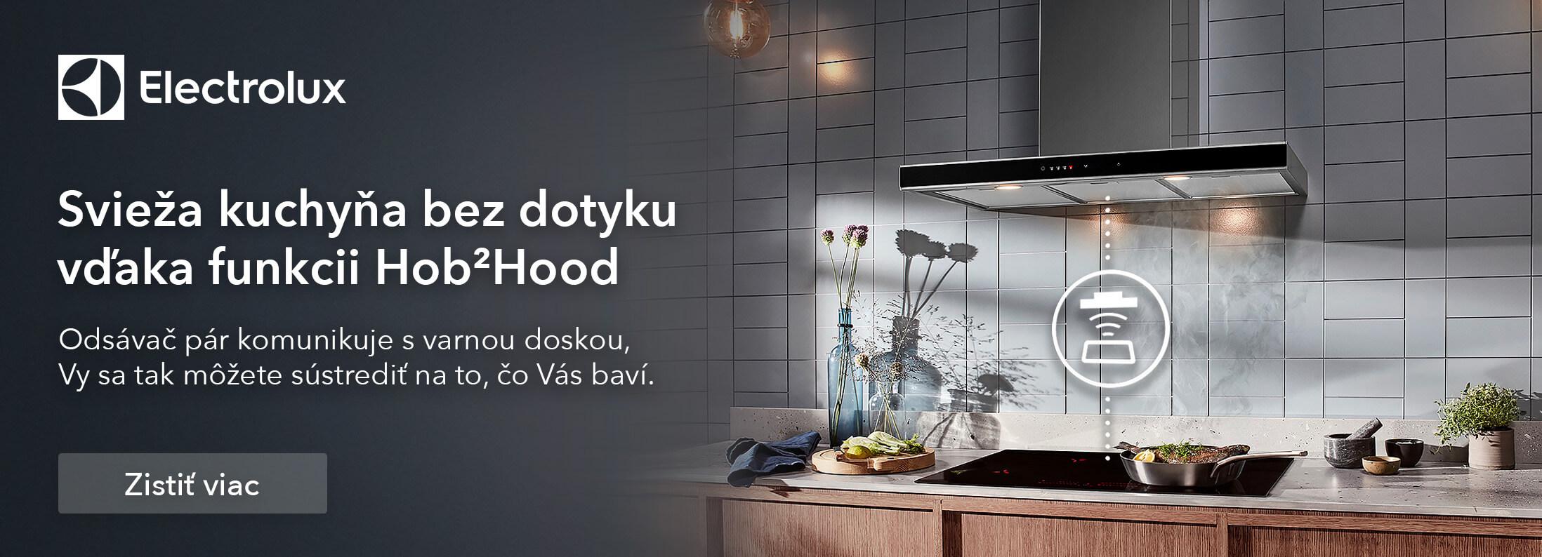 Electrolux - Odsávače par Hob2Hood