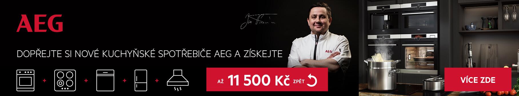 Dopřejte si nové kuchyňské spotřebiče AEG