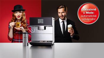 Kávovary Miele CM6 a CM7
