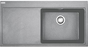Franke MTG 611/2 šedý kámen