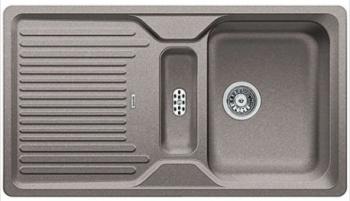 CLASSIC 5 S dřez Silgranit aluminium - 521315