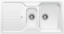 CLASSIC 6 S bílá, kuchyňský dřez SILGRANIT - 521322