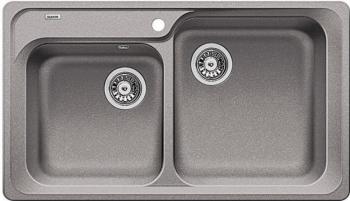 CLASSIC 8 aluminium SILGRANIT® PuraDur® II bez excentru - 511685