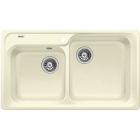 Blanco CLASSIC 8 jasmín SILGRANIT® PuraDur® II bez excentru - 510567