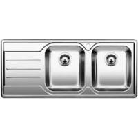 Blanco MEDIAN 8 S nerez ocel kartáčovaný bez excentru, pravý - 512652