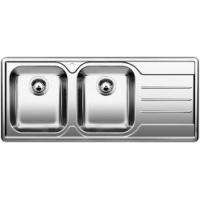 Blanco MEDIAN 8 S nerez ocel kartáčovaný bez excentru - 512653