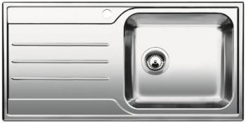 MEDIAN XL 6 S - IF leštěný nerezový dřez pravý - 518489