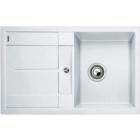 Blanco METRA 45 S bílý SILGRANIT® PuraDur® II bez excentru - 513187