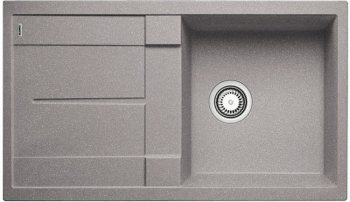 METRA 5 S aluminium SILGRANIT® PuraDur® II s excentrem - 513036
