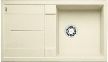 Blanco METRA 5 S jasmín SILGRANIT® PuraDur® II s excentrem - 513038