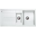 Blanco METRA 6 S bílý SILGRANIT® PuraDur® II bez excentru - 513223
