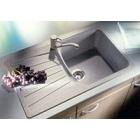 Blanco NOVA 5 S béžová champagne SILGRANIT® PuraDur® II bez excentru - 513912