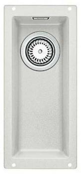 Blanco SUBLINE 160-U aluminium SILGRANIT® PuraDur® II 513400