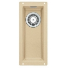 Blanco SUBLINE 160-U béžová champagne SILGRANIT® PuraDur® II 513951