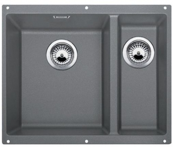 SUBLINE 340/160-U aluminium SILGRANIT® PuraDur® II 513789