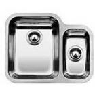 Blanco YPSILON 550-U kuchyňský dřez nerez lesk 518212