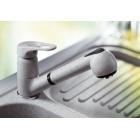 Blanco Wega-S aluminium SILGRANIT® -Look 512038