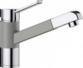 Blanco Zenos-S aluminium SILGRANIT® -Look 517820