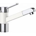 Blanco Zenos-S bílý SILGRANIT® -Look 517822