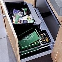SELECT FLEXON BIG 60/3, třídění odpadu 516603