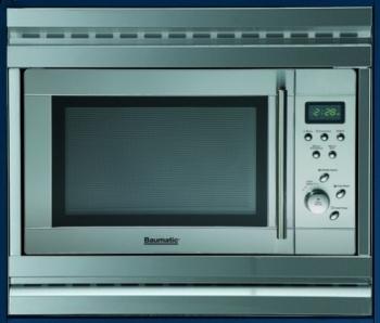 Mikrovlnná trouba Baumatic BTM30SS - nerez