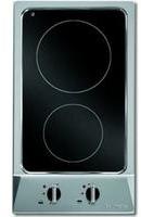 Varná deska sklo. Baumatic PVC2SS Domino