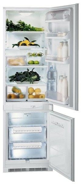 Chladnička kombinovaná BCB312 AI FR