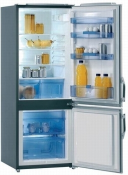 Chladnička kombinovaná 2.dv.volně stojící RK 4236 E