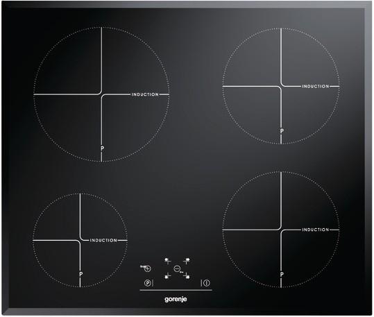 Indukční varná deska IT 640 AC
