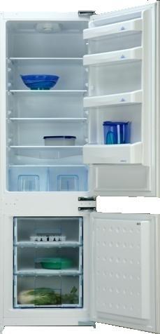 Chladnička kombinovaná CBI 7701, vestavná