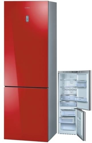 Chladnička kombinovaná KGN36S55