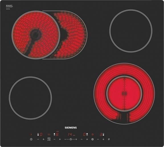 Varná deska sklokeramická ET 601TN11 D