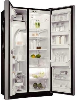 Americká chladnička ERL 6296 SK